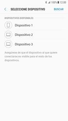 Samsung Galaxy S7 - Android Nougat - Bluetooth - Transferir archivos a través de Bluetooth - Paso 11