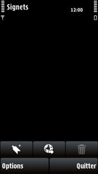 Nokia X6-00 - Internet - configuration manuelle - Étape 19