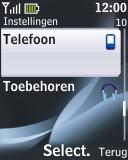 Nokia 2330 classic - Netwerk - gebruik in het buitenland - Stap 7