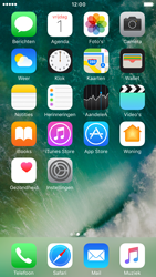 Apple iPhone 6 iOS 10 - E-mail - handmatig instellen (yahoo) - Stap 1