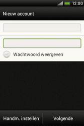 HTC A320e Desire C - E-mail - Handmatig instellen - Stap 8