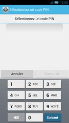 Bouygues Telecom Bs 471 - Sécuriser votre mobile - Activer le code de verrouillage - Étape 7
