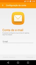 Alcatel Idol 4 VR - Email - Configurar a conta de Email -  7