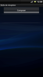 Sony Ericsson Xperia Arc - E-mail - envoyer un e-mail - Étape 11