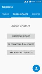 Crosscall Trekker M1 Core - Contact, Appels, SMS/MMS - Ajouter un contact - Étape 4