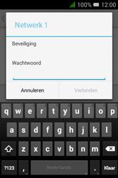 "Alcatel Pixi 3 - 3.5"" - Wifi - handmatig instellen - Stap 7"