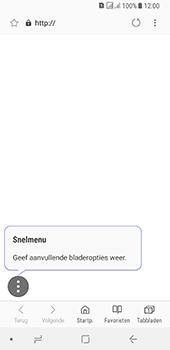 Samsung galaxy-a8-2018-sm-a530f-android-oreo - Internet - Handmatig instellen - Stap 25