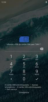 Motorola One - Funções básicas - Como reiniciar o aparelho - Etapa 4