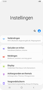 Samsung Galaxy S9 Plus - Android Pie - Internet - aan- of uitzetten - Stap 4