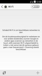 Huawei Y625 - Wifi - handmatig instellen - Stap 3