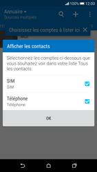 HTC Desire 626 - Contact, Appels, SMS/MMS - Ajouter un contact - Étape 4