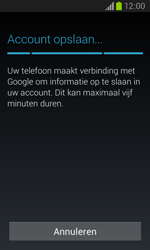 Samsung Galaxy Core (I8260) - Applicaties - Account aanmaken - Stap 21