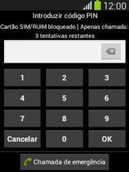 Samsung Galaxy Pocket Neo - Primeiros passos - Como ligar o telemóvel pela primeira vez -  3