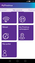 Huawei P8 - Applicaties - MyProximus - Stap 20