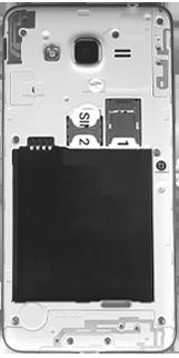 Samsung Galaxy J2 Prime - Primeiros passos - Como inserir o chip da Nextel no seu celular - Etapa 6