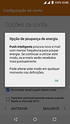 Wiko Fever 4G - Email - Adicionar conta de email -  8