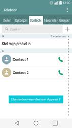 LG Spirit 4G - Contactgegevens overzetten - delen via Bluetooth - Stap 11