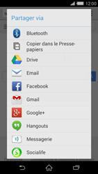 Sony E2003 Xperia E4G - Internet - navigation sur Internet - Étape 20