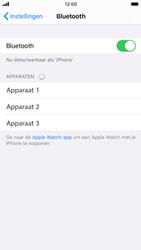 Apple iPhone 8 - iOS 13 - Bluetooth - koppelen met ander apparaat - Stap 7