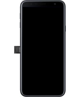 Samsung J4+ - Primeiros passos - Como inserir o chip da Nextel no seu celular - Etapa 3
