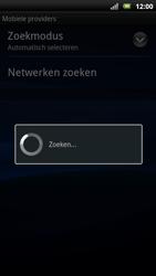 Sony Ericsson Xperia Neo - Netwerk - gebruik in het buitenland - Stap 10
