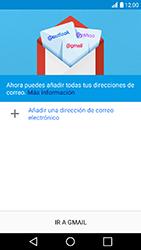 LG K10 (2017) - E-mail - Configurar Gmail - Paso 5