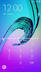 Samsung A3 (2016) - Device maintenance - Effectuer une réinitialisation logicielle - Étape 4