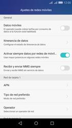 Huawei Huawei Y6 - Internet - Activar o desactivar la conexión de datos - Paso 6