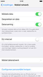 Apple iPhone 6s - Internet - Dataroaming uitschakelen - Stap 4
