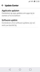 LG K11 - Software updaten - Update installeren - Stap 6