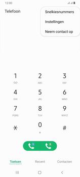 Samsung galaxy-a70-dual-sim-sm-a705fn - Voicemail - Handmatig instellen - Stap 5