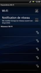 Sony Ericsson Xperia Neo V - Wifi - configuration manuelle - Étape 6