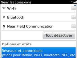 BlackBerry 9790 Bold - Internet - Activer ou désactiver - Étape 4