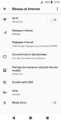Sony Xperia XZ2 Compact - Réseau - Changer mode réseau - Étape 5
