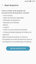Samsung Galaxy A5 (2017) - Repor definições - Como repor definições de fábrica do telemóvel -  8