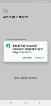 Samsung Galaxy A7 (2018) - E-mail - e-mail instellen: IMAP (aanbevolen) - Stap 5