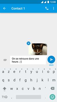 OnePlus 3 - MMS - envoi d'images - Étape 11