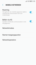 Samsung Galaxy S6 (G920F) - Android Nougat - Buitenland - Internet in het buitenland - Stap 8