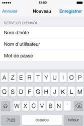 Apple iPhone 4 - E-mails - Ajouter ou modifier un compte e-mail - Étape 13