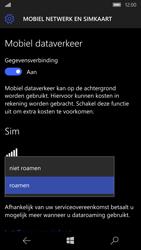 Microsoft Lumia 950 - Internet - Dataroaming uitschakelen - Stap 7