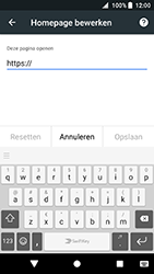 Sony Xperia XA2 - Internet - handmatig instellen - Stap 28