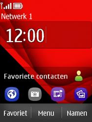 Nokia Asha 300 - Bellen - in het buitenland - Stap 9