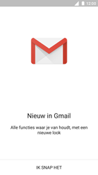 Nokia 5 - E-mail - Account instellen (POP3 zonder SMTP-verificatie) - Stap 4