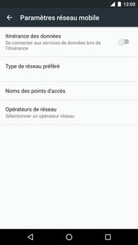 Huawei Nexus 6P - MMS - configuration manuelle - Étape 7