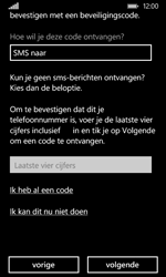 Nokia Lumia 530 (Type RM-1017) - Applicaties - Account aanmaken - Stap 23