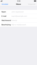 Apple iPhone 6 - iOS 12 - E-mail - e-mail instellen: IMAP (aanbevolen) - Stap 7