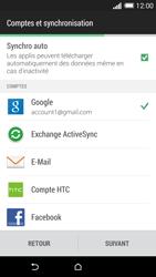 HTC Desire 820 - Premiers pas - Créer un compte - Étape 27
