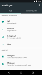 LG Nexus 5x - Android Nougat - Internet - Uitzetten - Stap 4