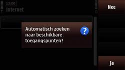Nokia N97 Mini - Internet - handmatig instellen - Stap 9