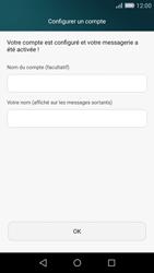 Huawei P8 Lite - E-mails - Ajouter ou modifier votre compte Yahoo - Étape 9